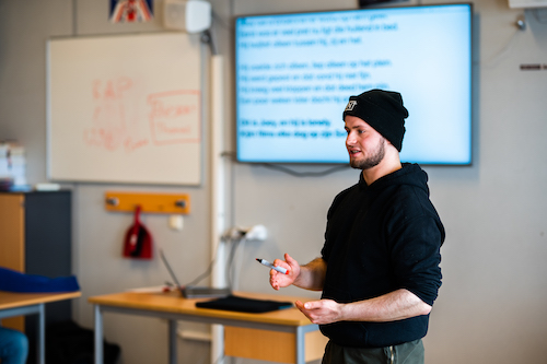 Rap Workshop CJP voortgezet onderwijs